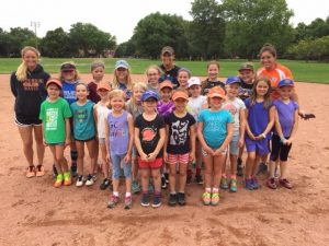 Softball camp 2017b